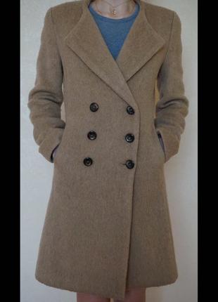 Пальто демисезонное тёплое