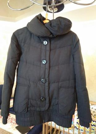 Теплая куртка на пуху sense s-m-l