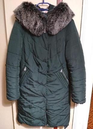 Зимнее пальто, куртка, пуховик