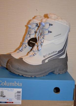 "Ботинки ""columbia""  bugaboot plus iii евро 39, на 25см."