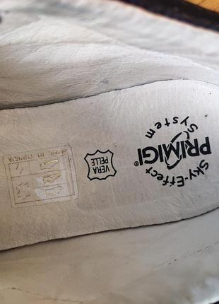 Ботинки primigi размер 392