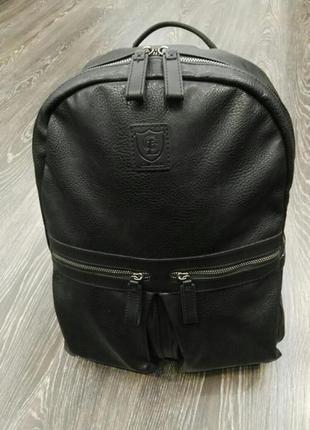 Рюкзак кожаный мужской городской