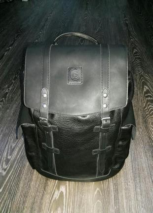 Рюкзак кожаный универсальный