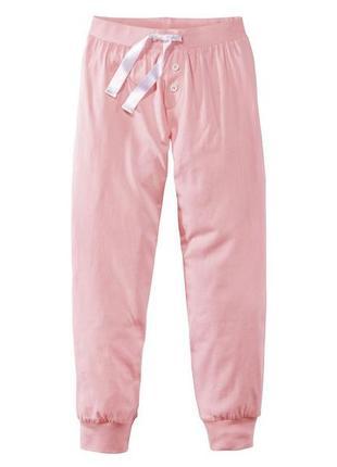 Хлопковые пижамные, домашние штаны peppert's р.134-140, 8-10 лет