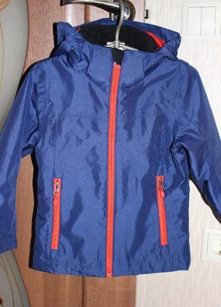 Лыжная куртка crane 3-4 года р.98-104