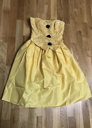 Красивое платье на новогодние праздники