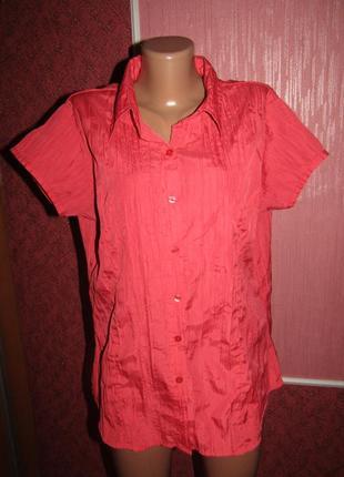 Блуза р-р 16-18 бренд okay
