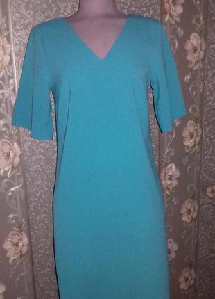 Стильное платье красивый цвет