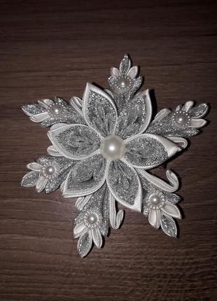 Костюм снежинки , платье снежинки  ,нарядное платье4