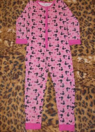 Пижама кигуруми слип комбинезон на 8-9 лет рост 128-134см за 90 грн.  c7da24f3c25c0