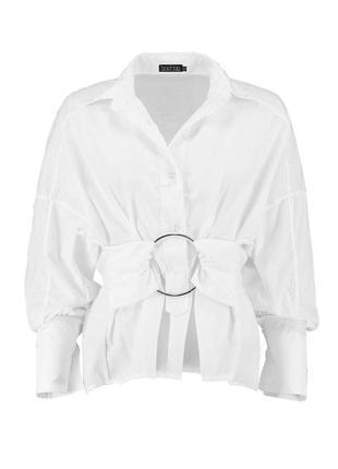 Новая стильная блуза boohoo