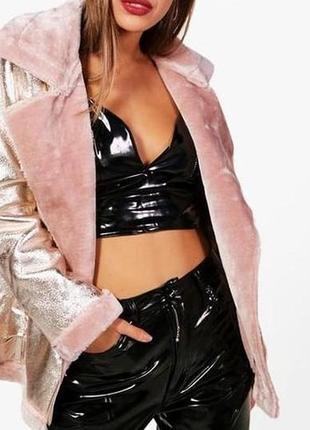 Распродажа!!!  крутая куртка оверсайс авиатор хит сезона!!!!