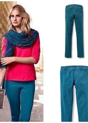 Стильні джинсові легінси ( 38,40 євро/наш 44-46, 48 р.) від tcm tchibo