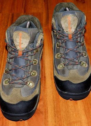 Columbia waterproof! оригинальные, кожаные, невероятно крутые термо ботинки