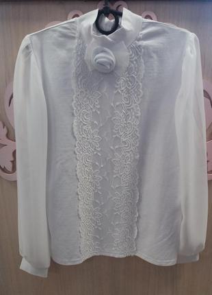 Блузка для девочек.