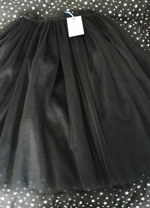 Фатиновая юбка + подарок