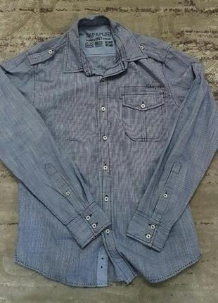 Рубашка-napapijri