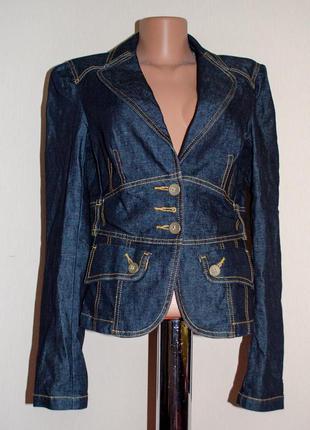 Дизайнерский пиджак jean paul gaultier