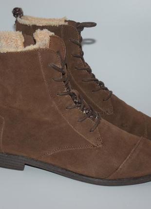 Зимние ботинки toms