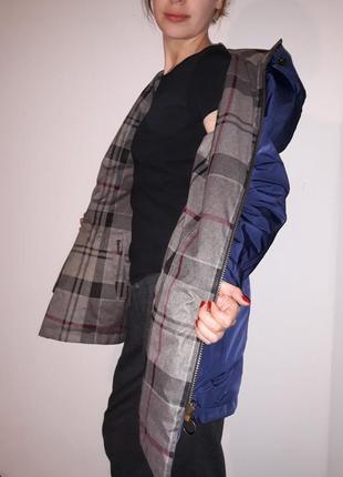 Двохстороння куртка barbour