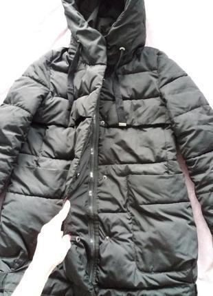 Зимнее пальто, пуховик, пальто-одеяло