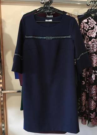 Нарядное, вечернее, дизайнерское платье , 40 европ. размер