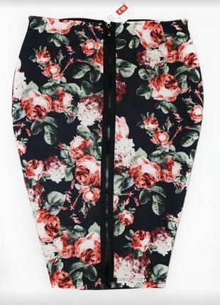 Шикарная юбка карандаш от h&m