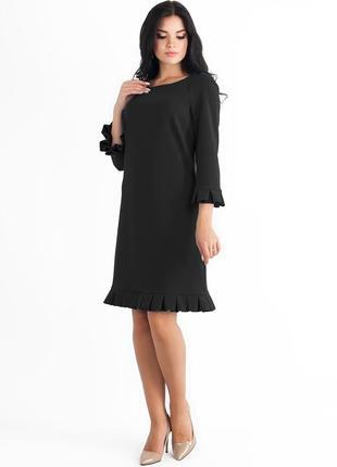 Стильное, дизайнерское  платье от seam , 42 европейский размер