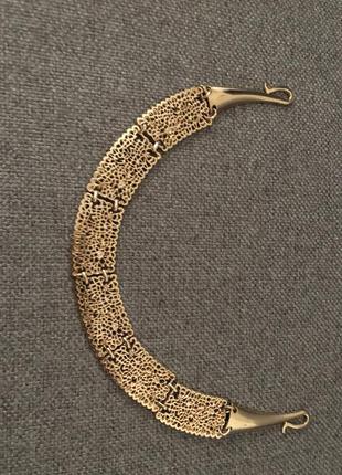 Ожерелье пришивное