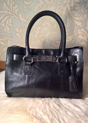 Кожаная сумка jasper conran.