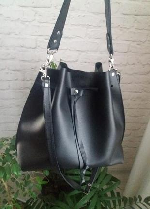 Кожаные женские сумки 2019 - купить недорого вещи в интернет ... 72760049632c0