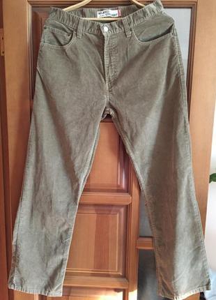 """Вельветовые брюки """"levis """""""