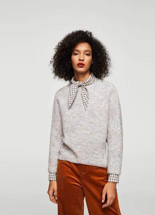 ... Новий шикарний шерстяний светр (свитер) mango2 ... 2195404e83e9b