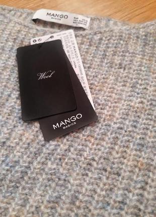 ... Новий шикарний шерстяний светр (свитер) mango4. Новий шикарний  шерстяний светр (свитер) mango acba0b8f39710