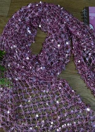 Обалденный,просто шикарный шарф,накидка,палантин