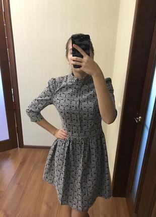 Нарядное платье от zolla