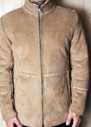 Дубленка искусственная eddy's jackets