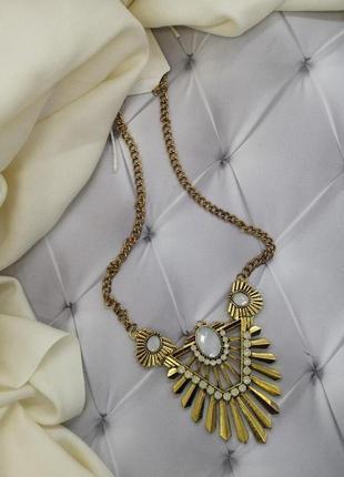 Колье ожерелье. бижутерия украшения подвеска вечерние колье