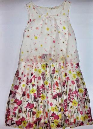 Платье h&m 11-12