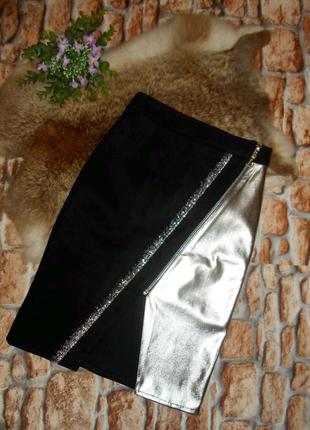 Оригинальные нарядные юбки миди  карандаш   безупречная посадка