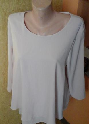 Блуза цвета пудры фирмы tu