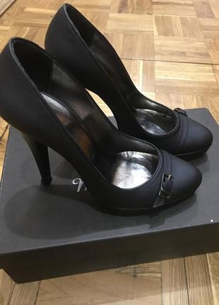 Туфли кожаные marco pini