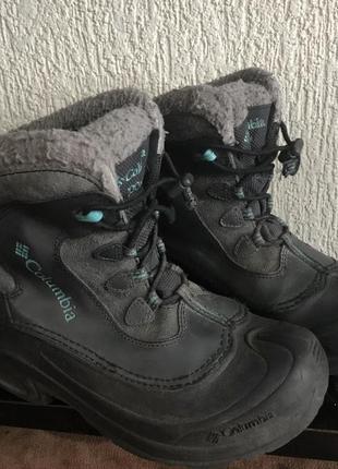 Зимние ботинки columbia omni-heat (сапоги коламбия оригинал термо)