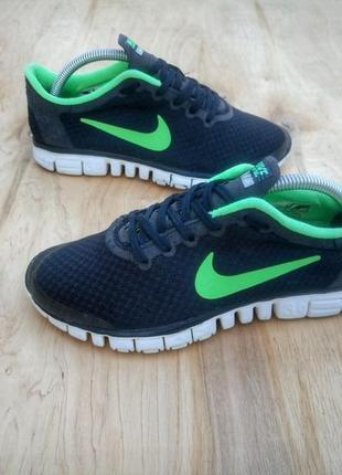 Nike free 3.0 v2 354749-007 damen sportschuhe - running review
