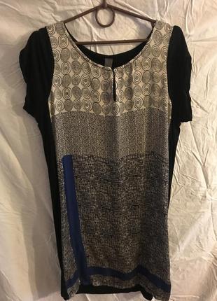 Платье трикотаж-полиєстер