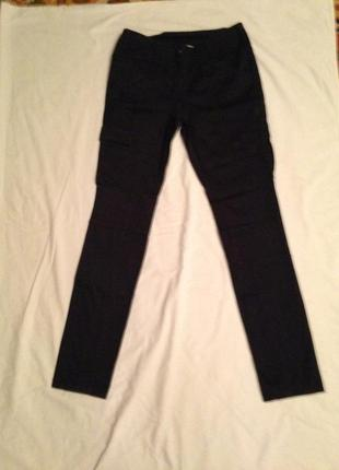 Супер коттон брюки плотные doroty perkins