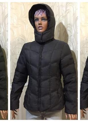 Куртка/пуховик - натуральный пух/перо, fila, размер m/l