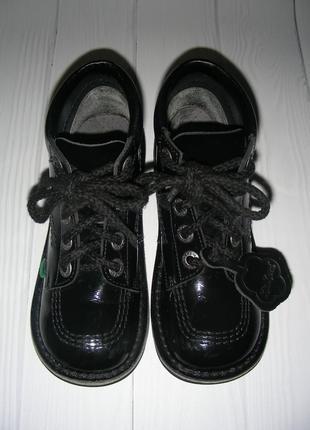 Деми ботинки kickers 33 р.