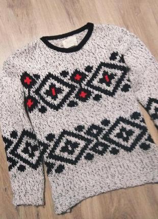 Офигенный свитерок zara