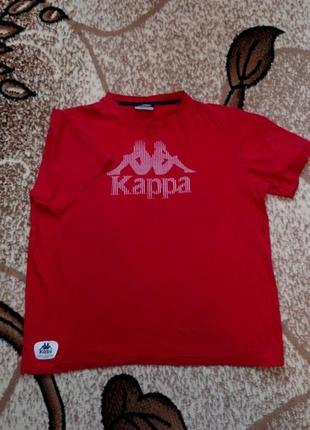 Футболка kappa big logo